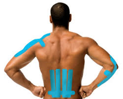Kinesiology Tape - sourced online